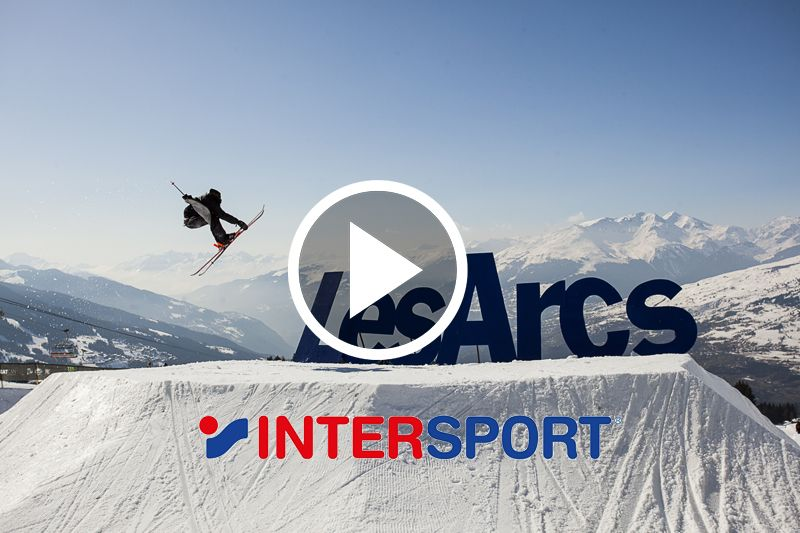 7 Intersport ski shop Les Arcs